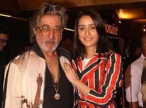 Shakti Kapoor on Shraddha-Rohan's wedding