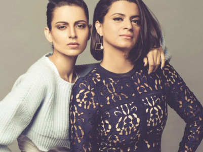 Rangoli's sweet birthday wish for Kangana