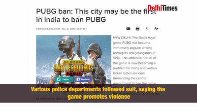 Arrested for playing PUBG?! Gujarat action illegal, arbitrary, say outraged  gamers  Lawyers agree