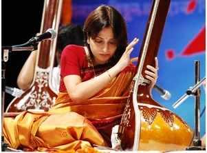 Classical musician Sumedha Desai is looking forward to performing morning ragas