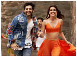 'Luka Chuppi' box-office collection Day 21: The Kartik Aaryan and Kriti Sanon starrer collects Rs 50 lakh on its fourth Friday