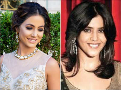 Hina thanks Ekta for giving her Komolika