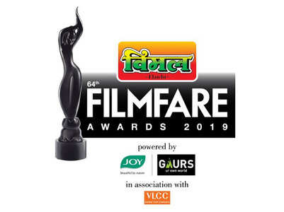64th Vimal Elaichi Filmfare Awards 2019 Live Updates