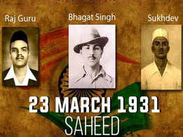 Martyrs' Day: Diljit Dosanjh, Gippy Grewal, Sonam Bajwa and others pay their tribute to  Bhagat Singh, Rajguru and Sukhdev