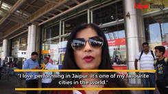 Jaipur is my favourite city: Shibani Kashyap