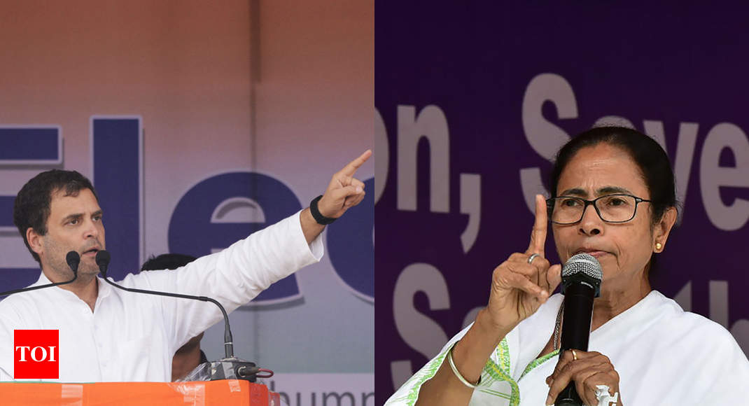 Mamata government a one-person show, says Rahul Gandhi -