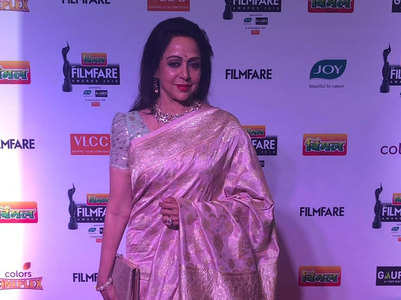 Hema Malini wins Lifetime Achievement Award