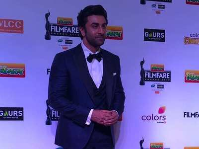 Ranbir Kapoor wins the Best Actor In A Leading Role Award