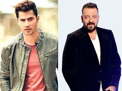 Varun Dhawan and Sanjay Dutt roped in for 'RRR'?