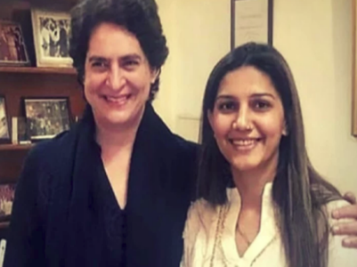 Sapna Chaudhary joins Congress