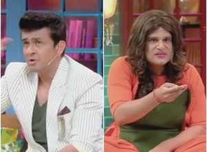TKSS: Sonu Nigam pulls Kapil's leg