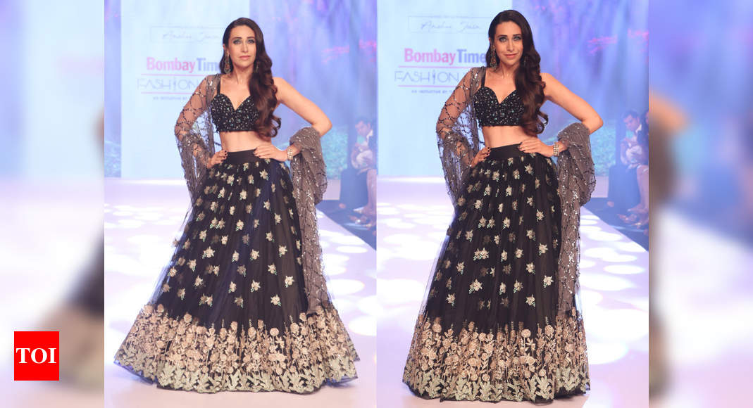 Highlights Of Bombay Times Fashion Week 2019 Times Of India