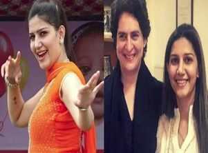 Sapna Chaudhary denies joining Congress