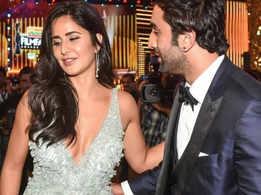 When Katrina Kaif bumped into Ranbir Kapoor and Alia Bhatt at Vimal Elaichi Filmfare Awards 2019