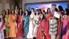 Ladies have a blast at this do in Varanasi