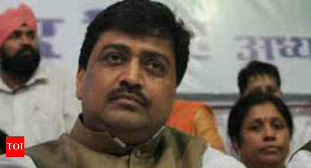 Post Ashok Chavan 'audio clip', Congress replaces Chandrapur LS candidate - Times of India
