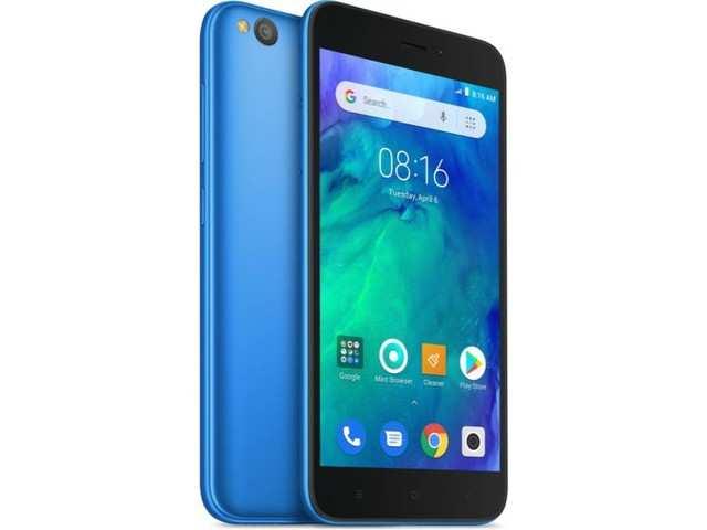 Xiaomi Redmi Go to go on sale at 2pm today via Flipkart and Mi.com