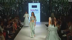 Sonali Jain presents her collection 'Spark' at BTFW 2019