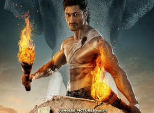 'Junglee': Here's a new poster of Vidyut