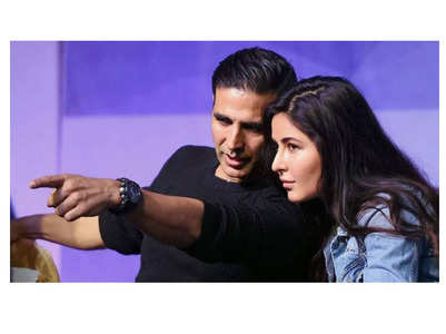 Katrina-Akshay to reunite in 'Sooryavanshi'