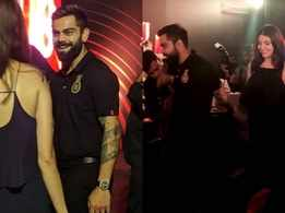 This latest video of Virat Kohli and Anushka Sharma will beat your Monday blues