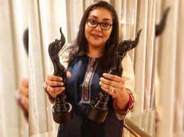 Amruta Khanvilkar: Meghna Gulzar is truly an epitome of grace