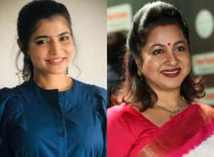Chinmayi questions Radikaa's 'Vani Rani' episode for showing #Metoo in bad light
