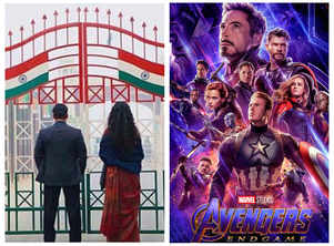 'Bharat' trailer attached to 'Avengers 4'?