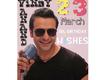 Nirahua wishes Vinay Anand a happy birthday