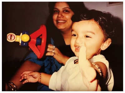 Arjun remembers mother with a heartfelt post