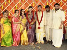 Parthiban-Seetha's daughter Abhinaya gets married