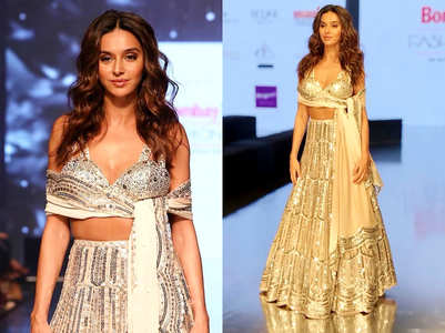 Shibani Dandekar looks like a goddess