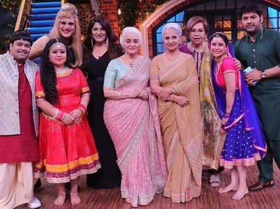 TKSS: Waheedaji, Helen, Ashaji to appear
