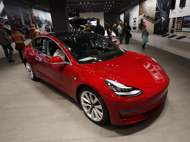 Tesla's Model 3 car hacked
