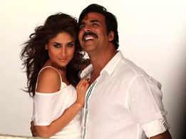 Akshay Kumar and Kareena Kapoor Khan groove to the tunes of a reprised version of 'Sauda Khara Khara' for 'Good News'