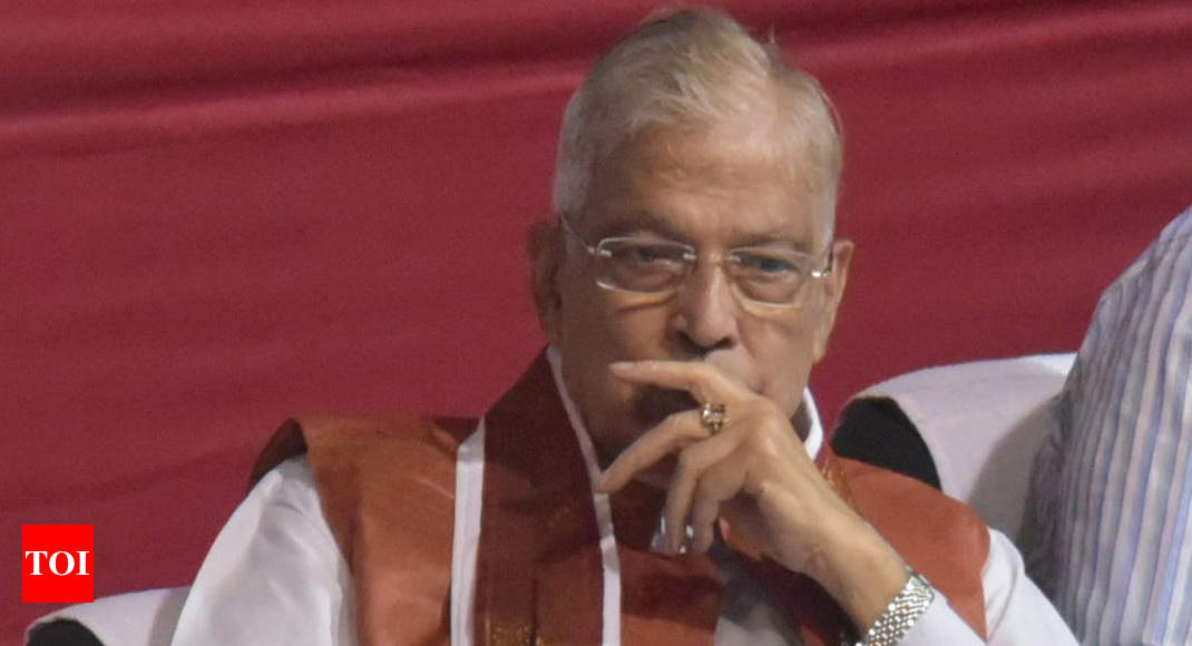 Have been asked not to contest Lok Sabha polls: Murli Manohar Joshi - Times of India ►
