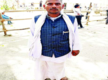 This 'barefoot' Bijnor Lok Sabha candidate is on a mission