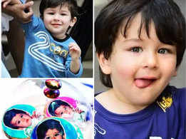 After Taimur dolls, now Taimur Ali Khan inspired cookies