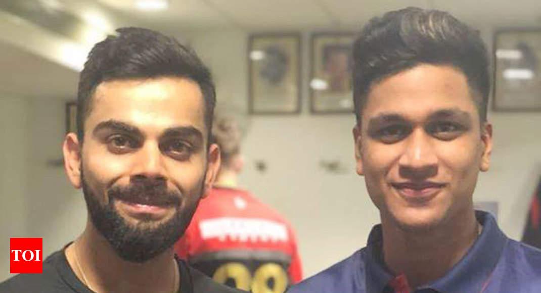 Ipl 2019 I Watch Virat Kohli S Videos To Improve My Batting Says
