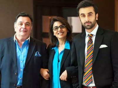 Rishi Kapoor congratulates Rambir for his win