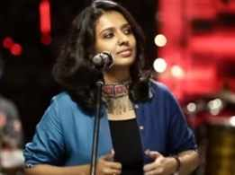 Sithara Krishnakumar is here with a rustic song
