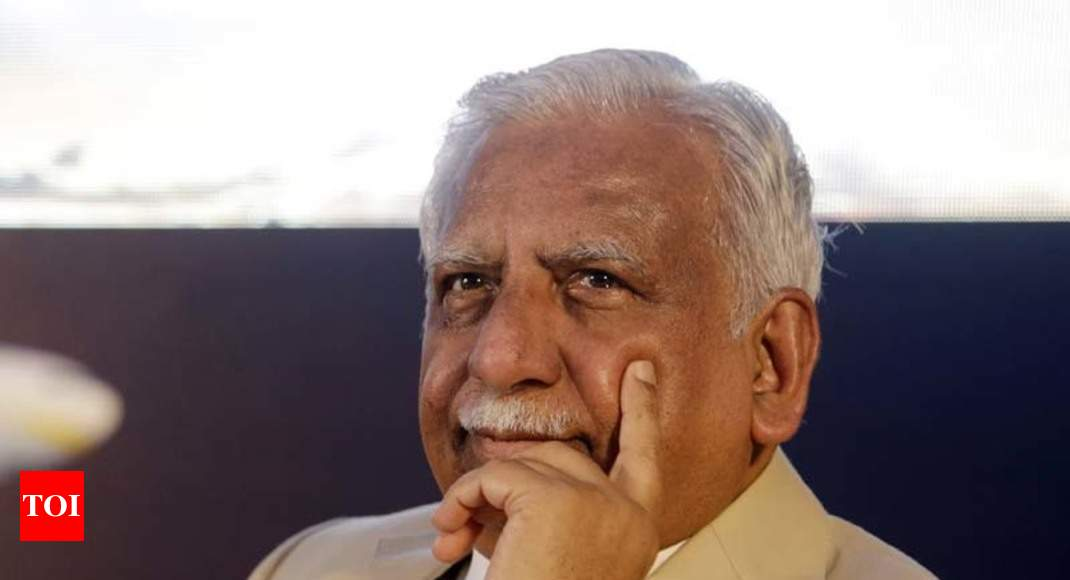 From travel agent to Czar of aviation: Highs and lows of Naresh Goyal's journey -