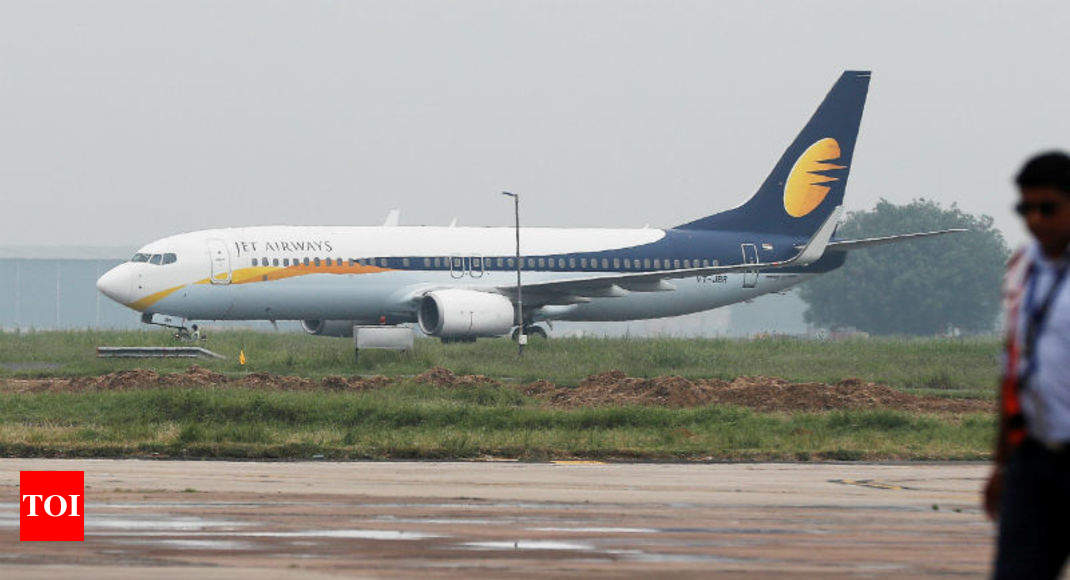 Clear our salary dues at the earliest, Jet Airways pilots request SBI chief -