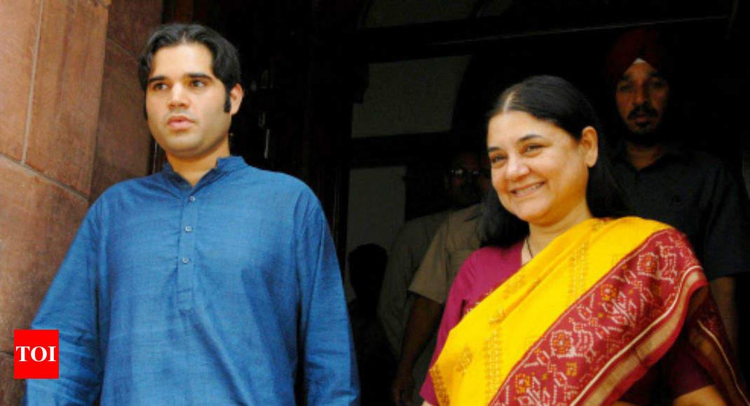 Murli Manohar Joshi dropped; Maneka, Varun, Jaya Prada in BJP's list for UP