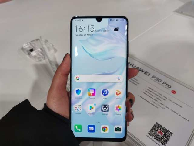 Huawei P30 Pro: First impressions