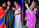 A colourful get-together in Kanpur