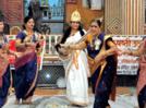 Aurangabadkars take part in colourful palkhi procession