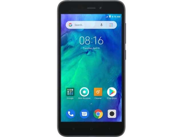 Xiaomi Redmi Go with 5-inch HD display to go on sale at 2pm today via Flipkart