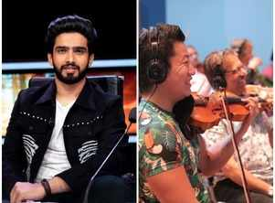 Amaal unites with dad Daboo Mallik for his next song