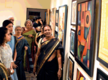 Eight women artists display their artwork at Malti Art Gallery